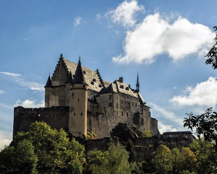 Chateau de Vianden - Hotel Brimer Sights and activities Mullerthal
