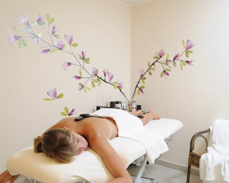 Cosy massage treatment rooms are waiting for you Hote Brimer Mullerthal