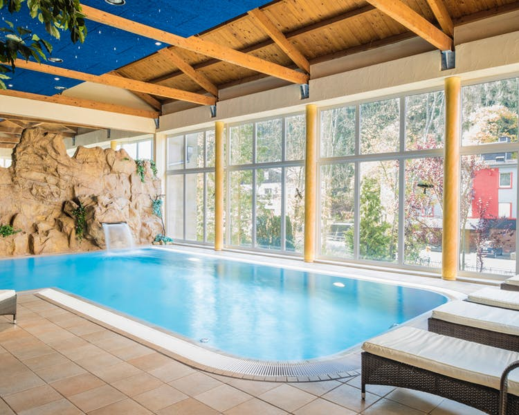 Hotel Brimer Spa, Massage, Swimmingpool & Wellness in Mullerthal