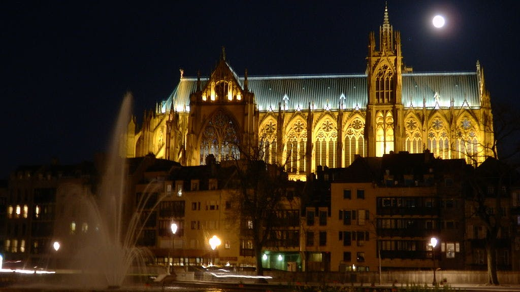 Metz - Hotel Brimer Sights and activities Mullerthal