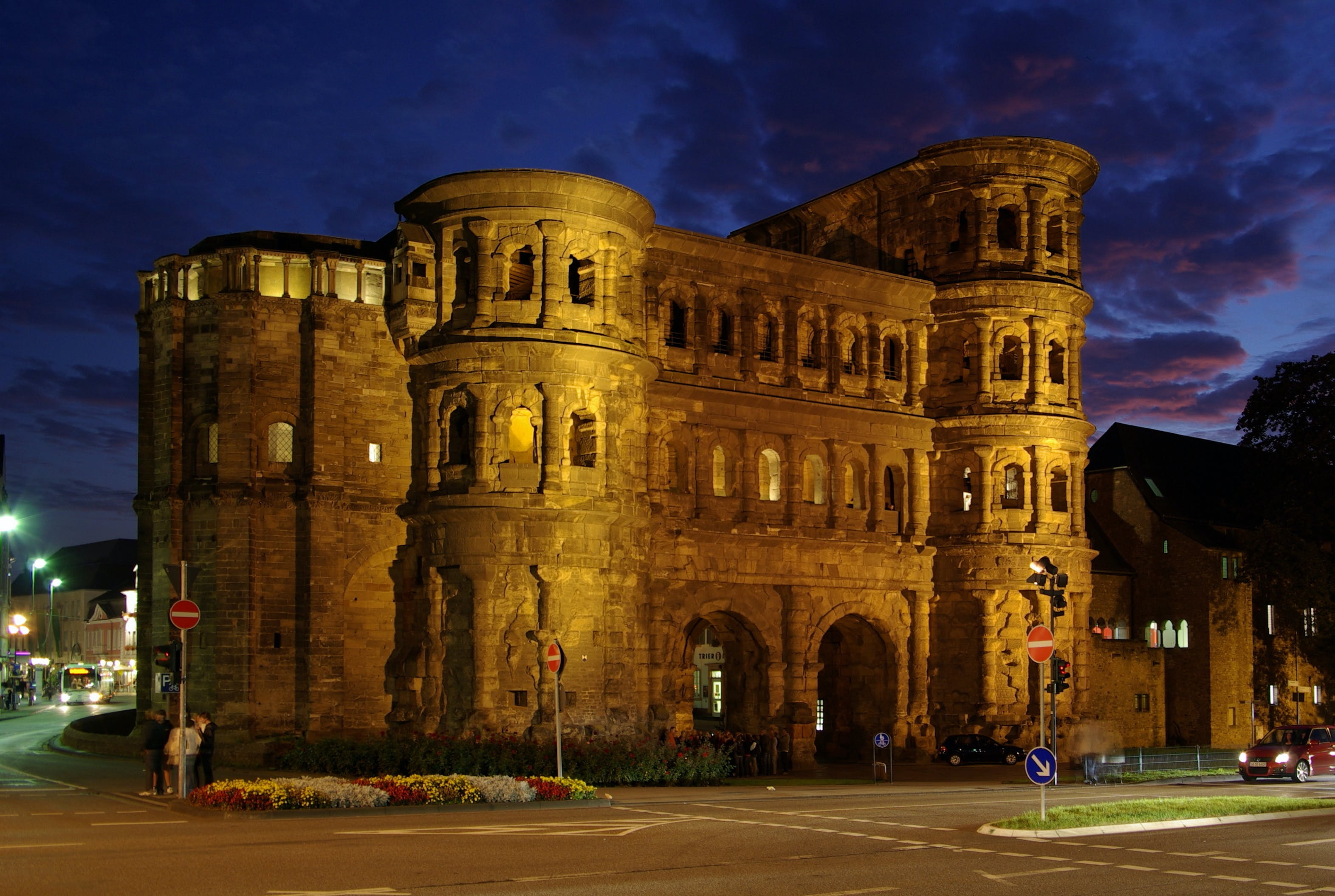 Porta Nigra - Hotel Brimer Sights and activities Mullerthal