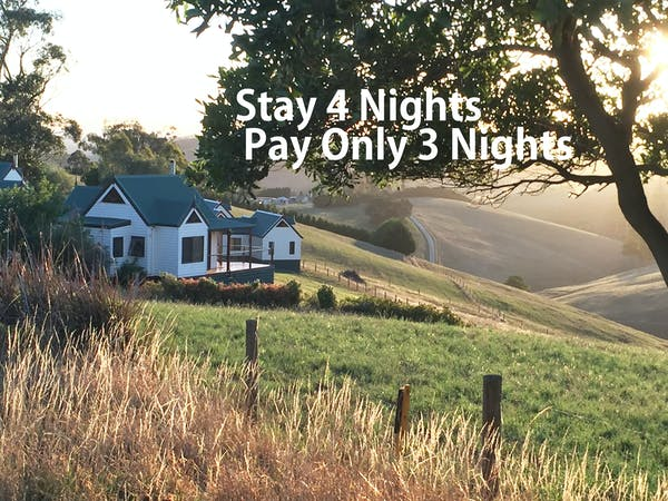 Stay 4 nights promo