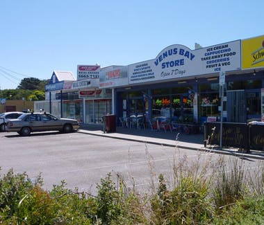 Venus Bay shops