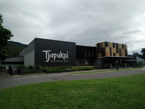 Local indigenous cultural centre, theatre and restaurant.
