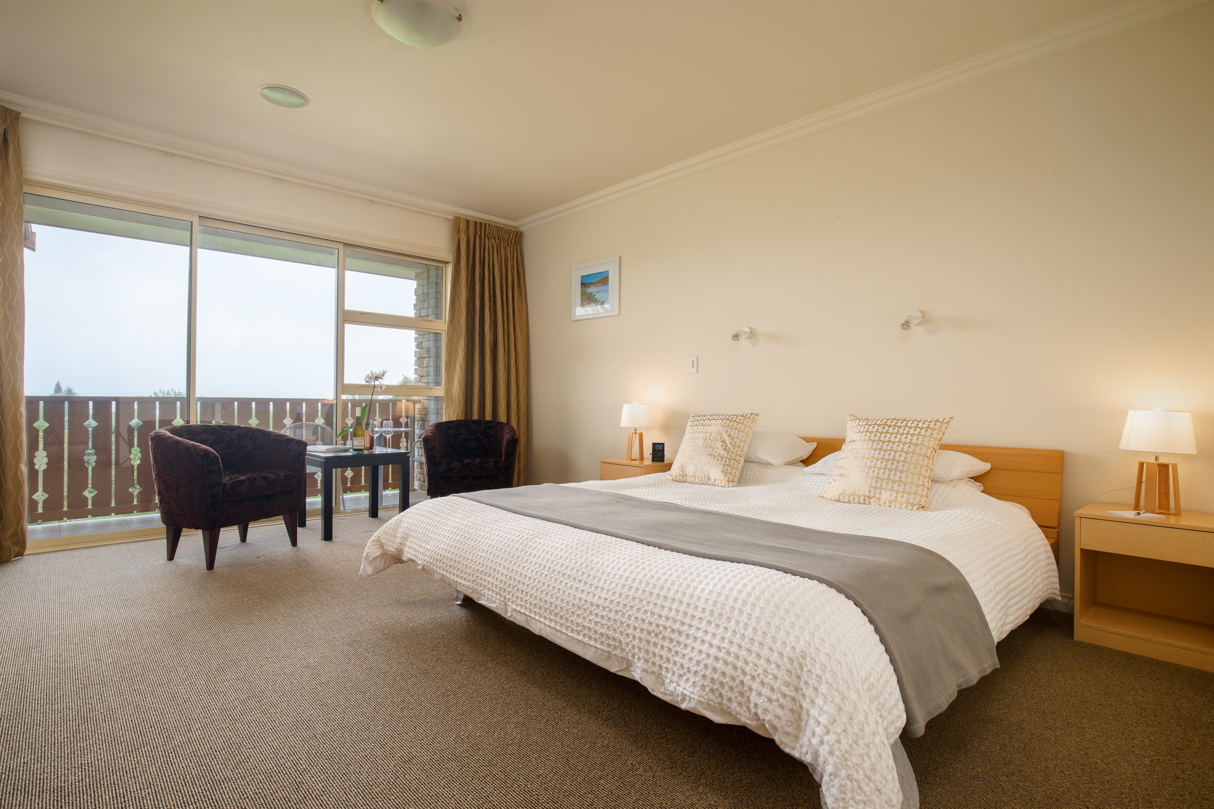 Ruapehu King Suite