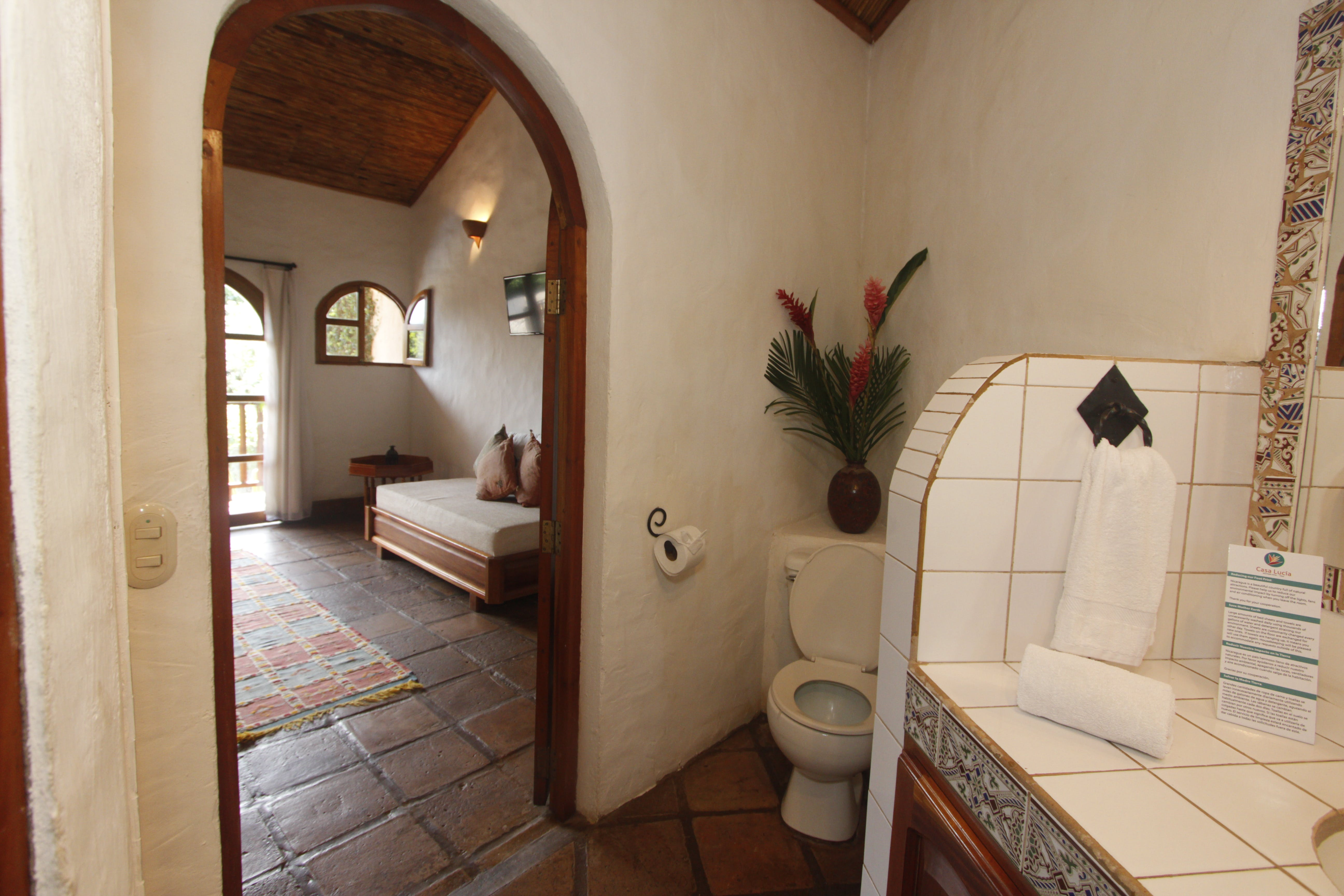 Bathroom Marrakesh King Suite