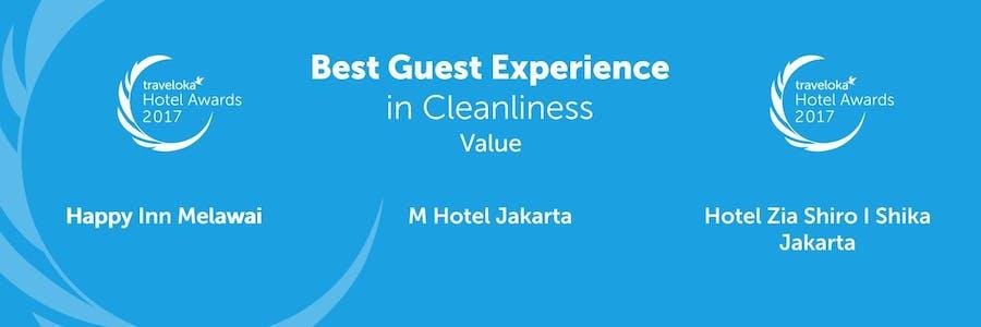 M Hotel Award Blok