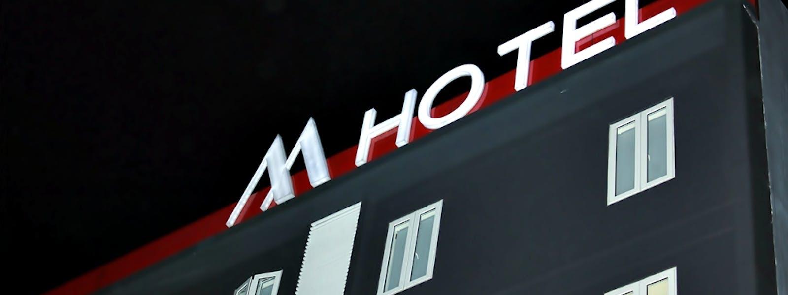 Hotel Blok M Murah