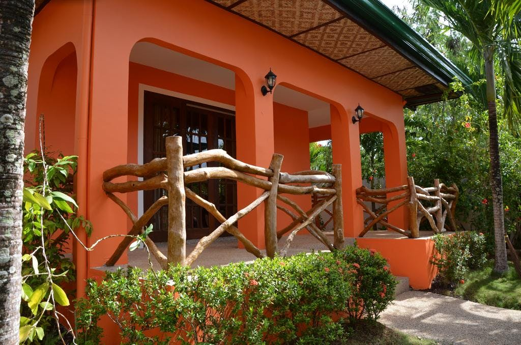 Veranda of Bungalow