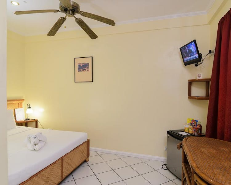 Clean and affordable Deluxe Room