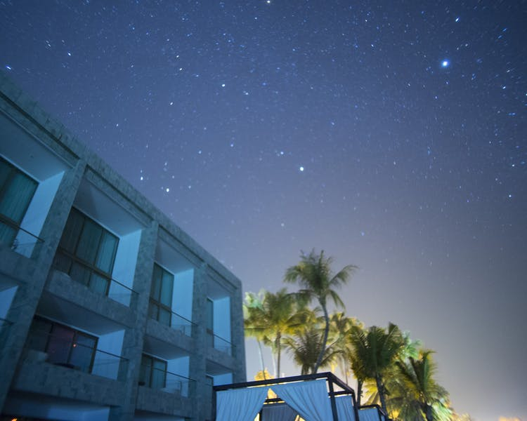 the beach samui stargazing