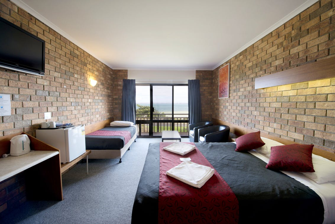 Kangaroo Island Accommodation Ocean View QS
