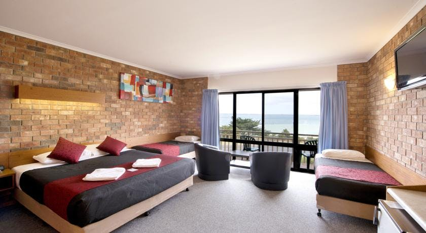 Kangaroo Island Accommodation Superior King Quad