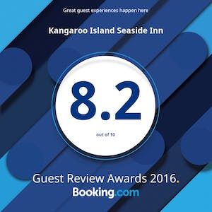 Kangaroo Island Seaside Inn Awards