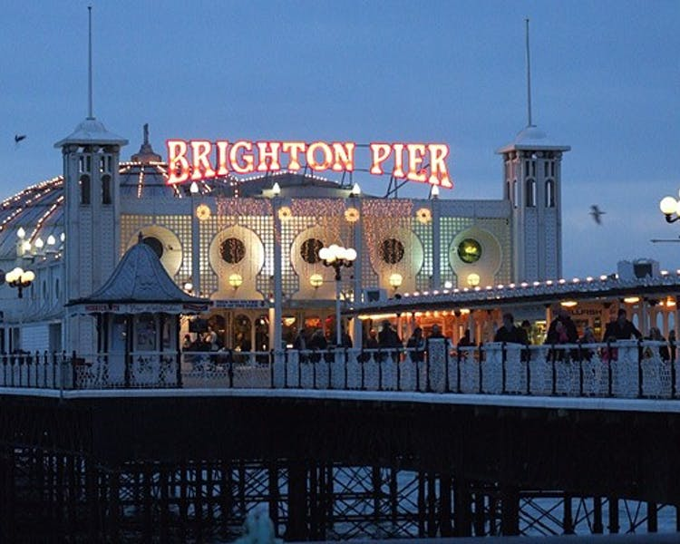 New Madeira - The Brighton Pier