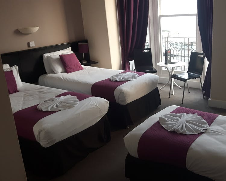 New Madeira Hotel Brighton's Seafront - Triple or Quad Room