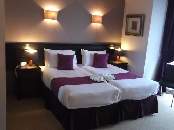Brighton Hotel with Double Room