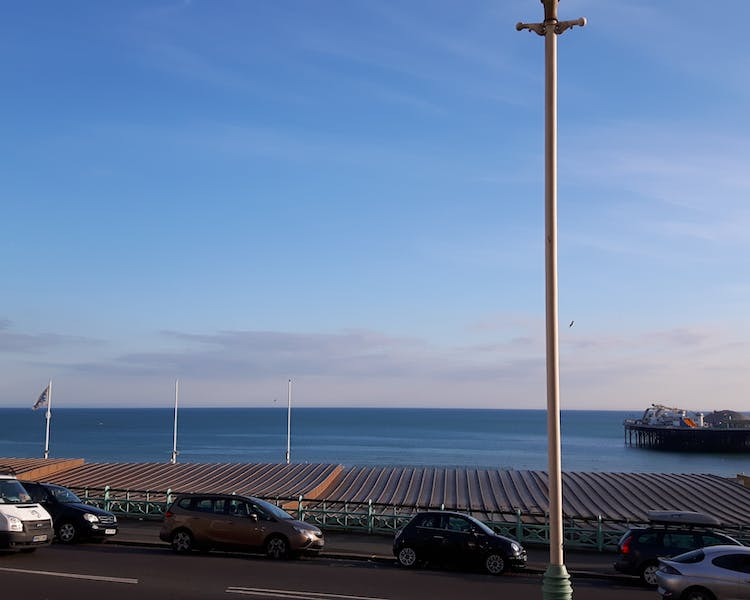 Centrally located - New Madeira Hotel Brighton