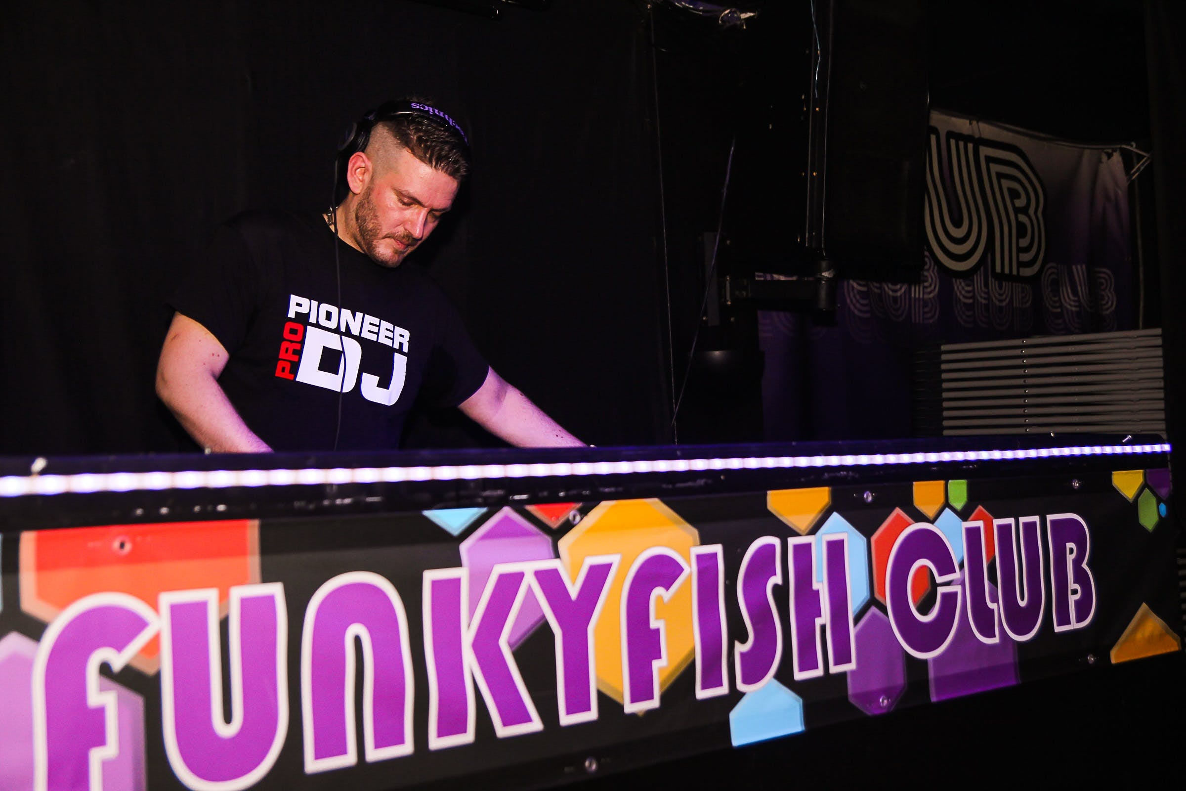 FunkyFish Club Brighton - Resident DJ