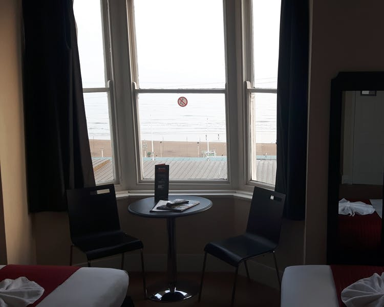 New Madeira Hotel Brighton's seafront View