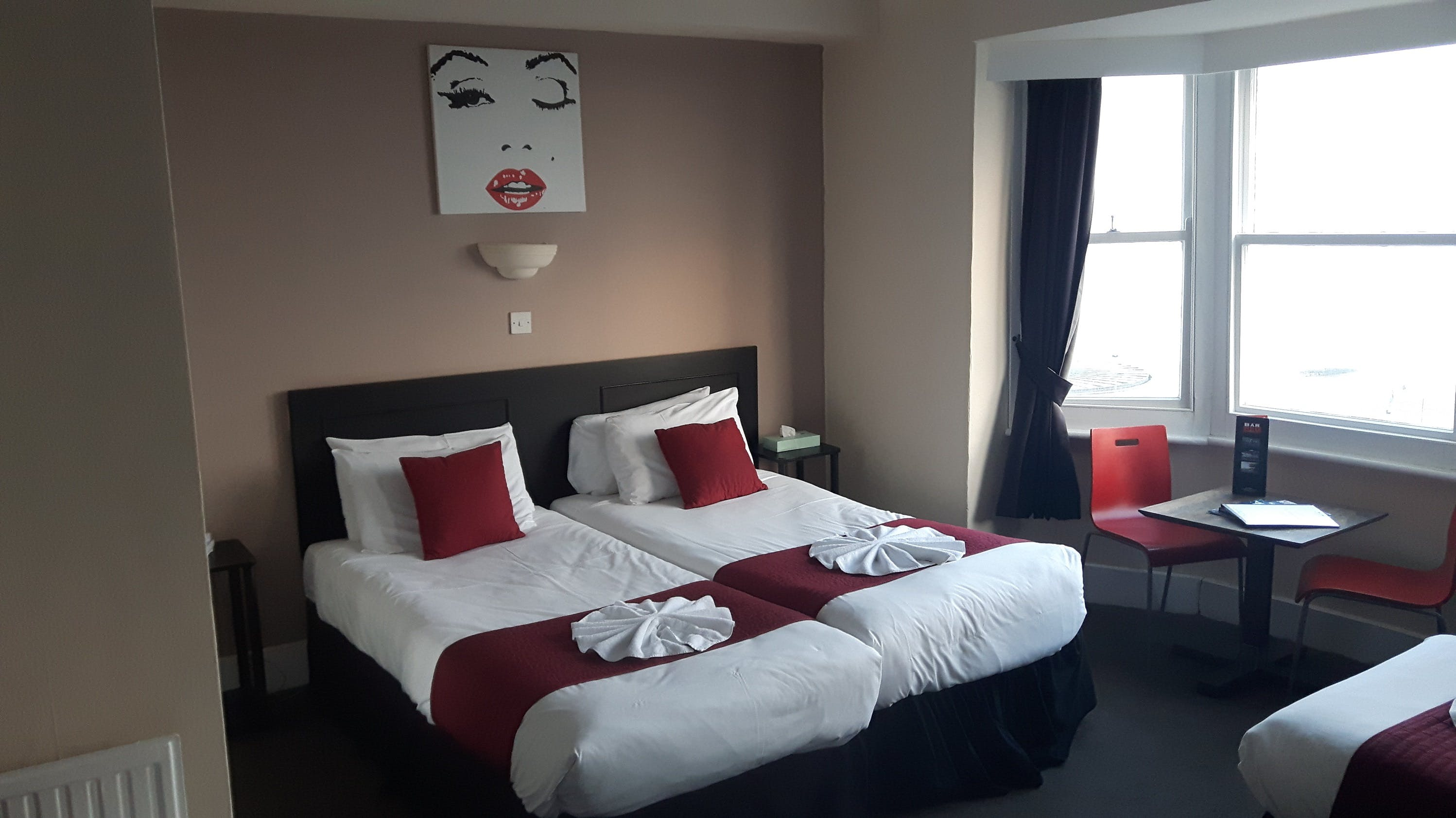 New Madeira Hotel Brighton - Double or Twin Guest Room