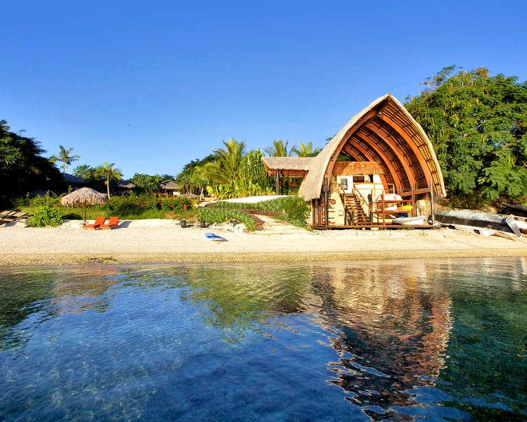 The Havannah, Vanuatu Water sports The Havannah, Vanuatu. Luxury resort  for couples
