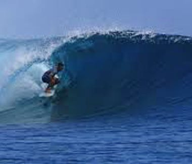 Things to do The Havannah, Vanuatu luxury resort for couples Surfing at Pango village