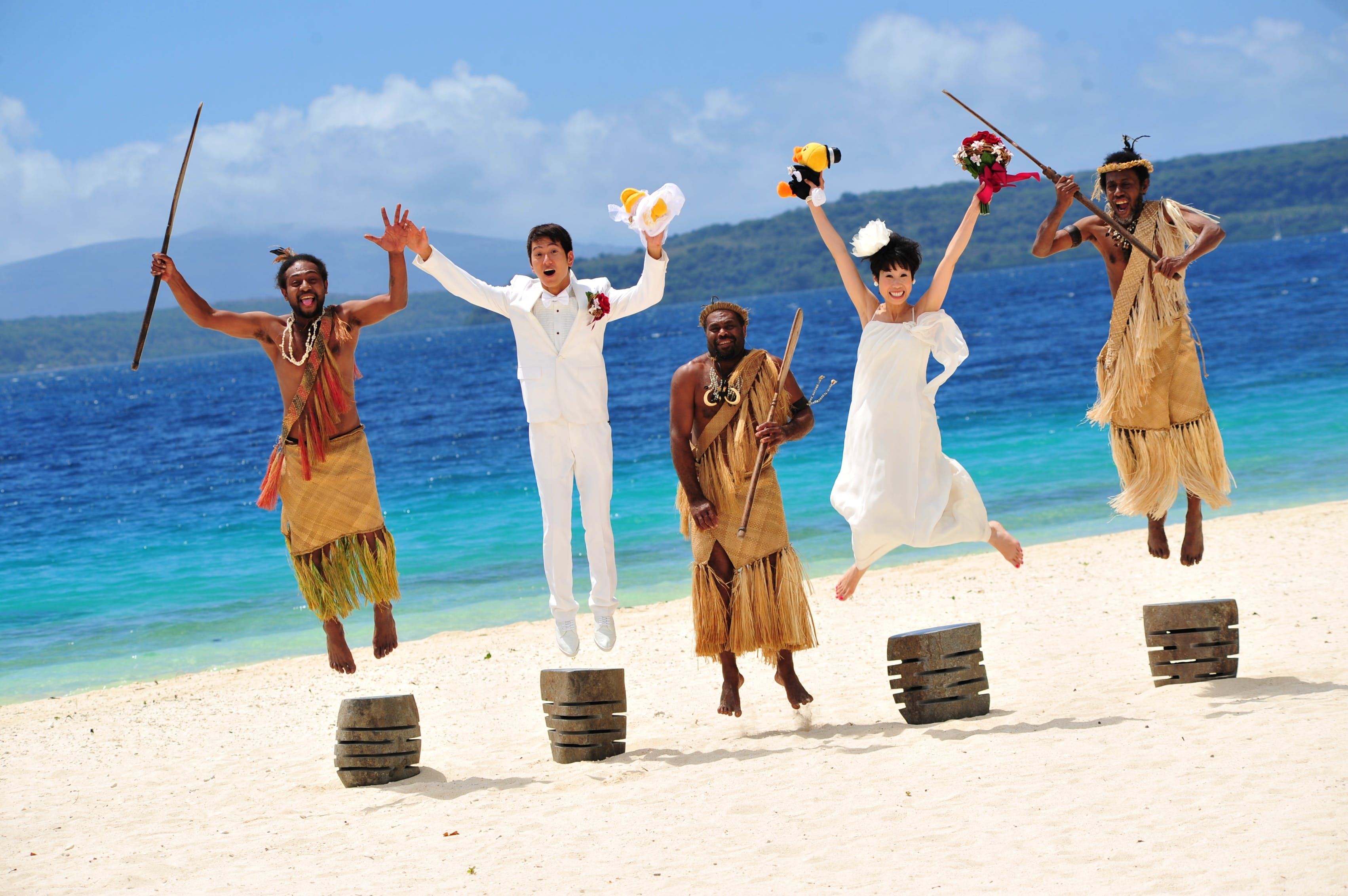 The Havannah, Vanuatu. Award winning Luxury resort  for couples,  romance, weddings and Honeymoon. Wedding