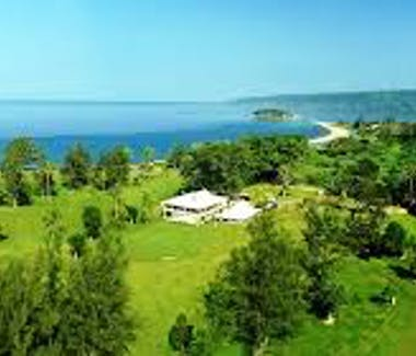 Things to do The Havannah, Vanuatu luxury resort for couples Golf
