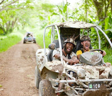 Things to do  The Havannah, Vanuatu. Award winning Luxury resort  for couples,  romance, weddings and Honeymoon. Buggy Fun