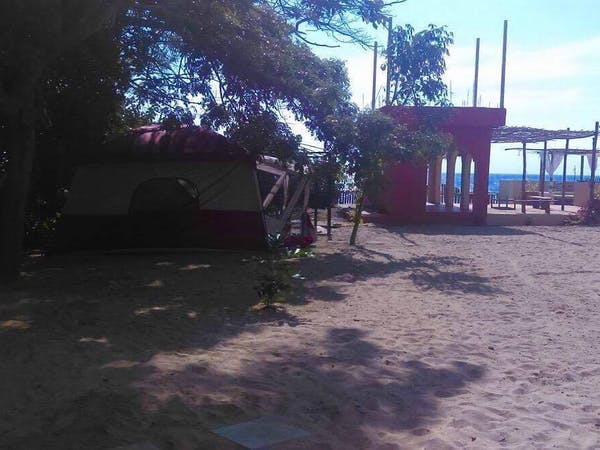 Beachcamp Luxury Camping Oceanview Katamah Jamaica Beachfront Guesthouse Ocean View Treasure Beach