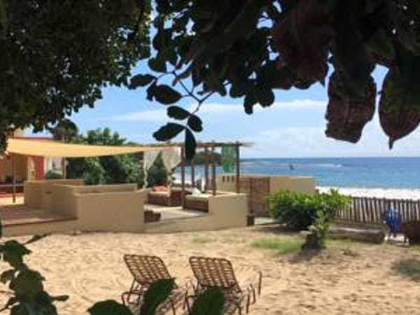 Oceanview Katamah Jamaica Beachfront Guesthouse Ocean View Treasure Beach
