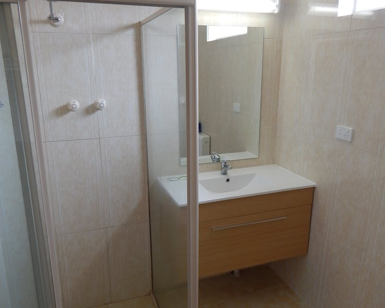Renovated Deluxe Bathroom