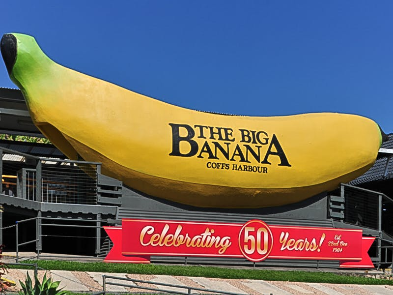 Ocean Park Motel - Big Banana Fun Park
