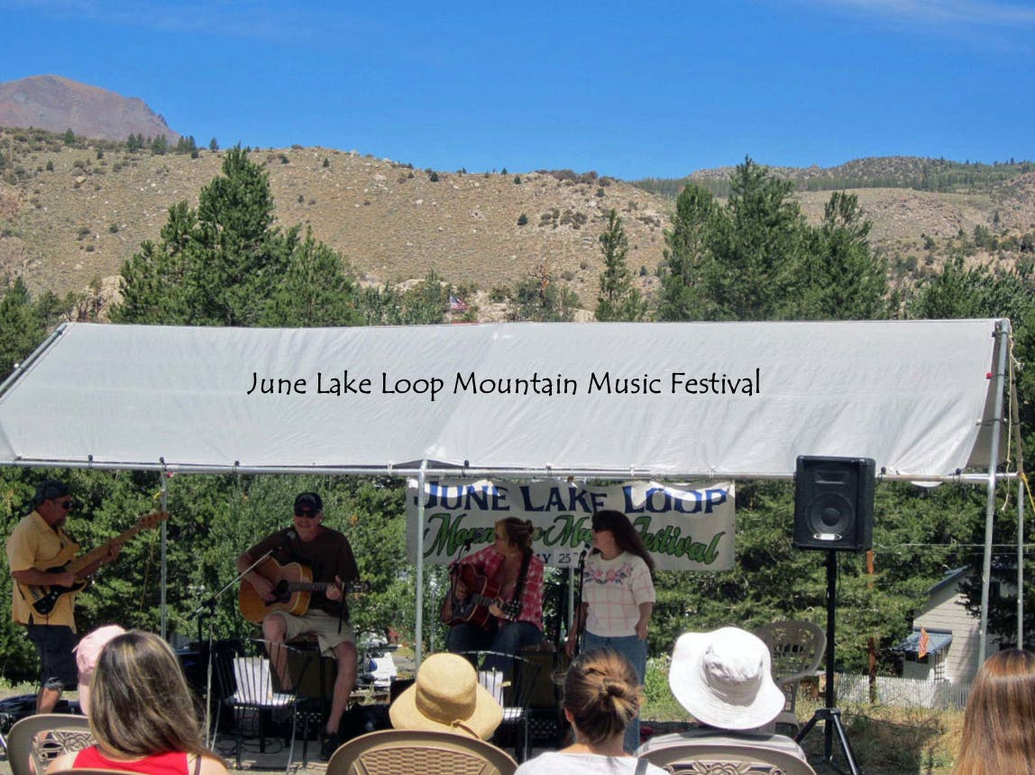 Annual June Lake Loop Mountain Music Festival