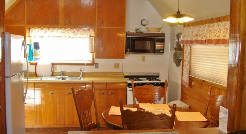 Main House kitchen
