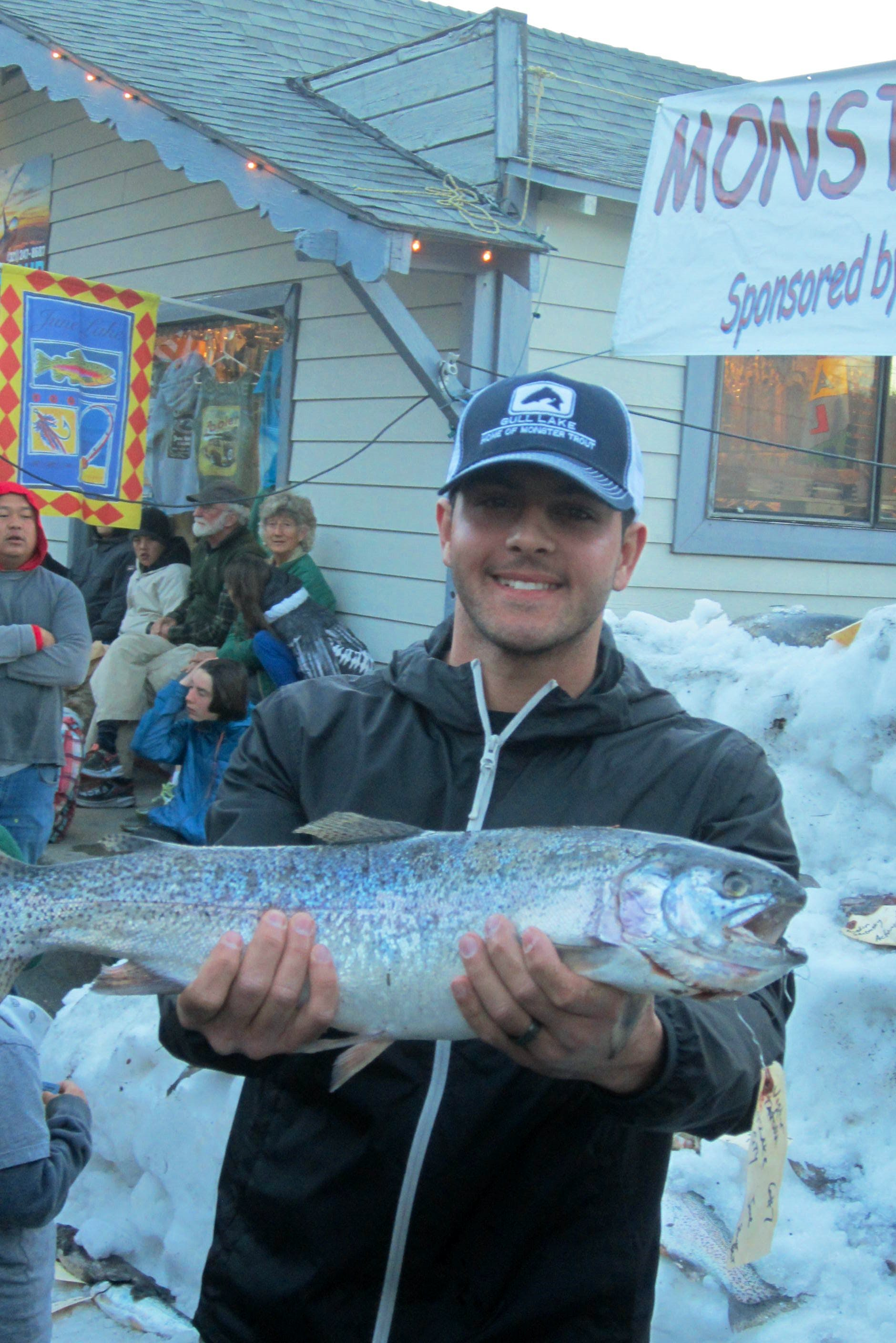 Opening Fishing Day Largest Fish Winner for 2017