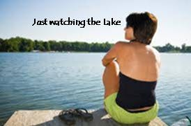 Watching June Lake