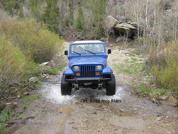 Adventure Jeep Tours and rentals, June Lake