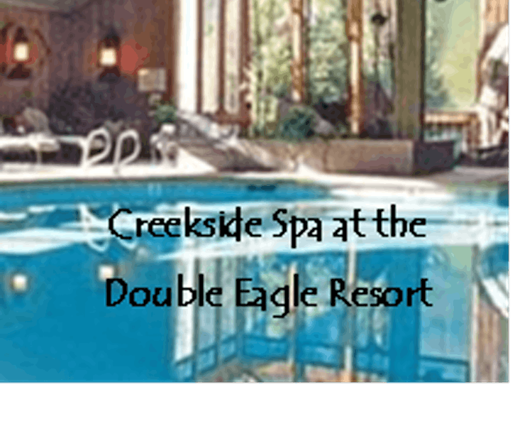 Creekside Spa at the Double Eagle Resort, June Lake