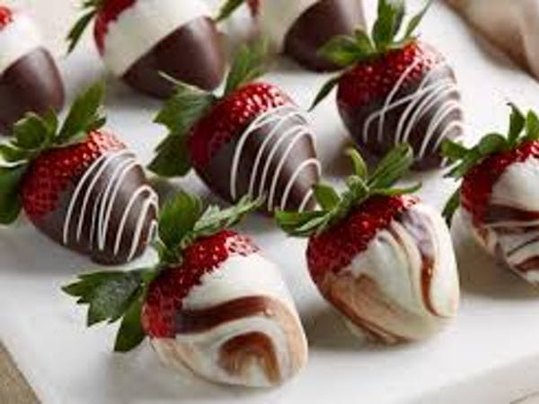 Chocolate Covered Strawberries 2016