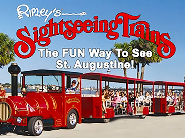 Ripley's Red Train Sightseeing