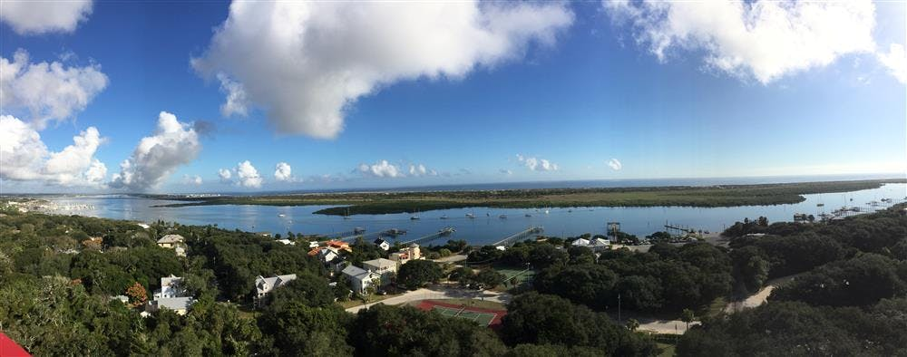 St. Augustine Lighthouse View 2016