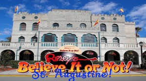 Ripley's Believe it or Not St. Augustine, FL