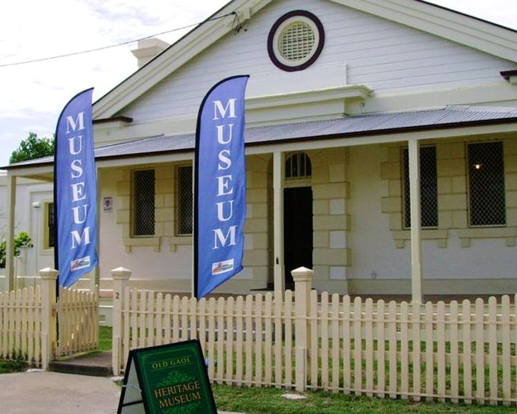 Narrabri old goal and museum