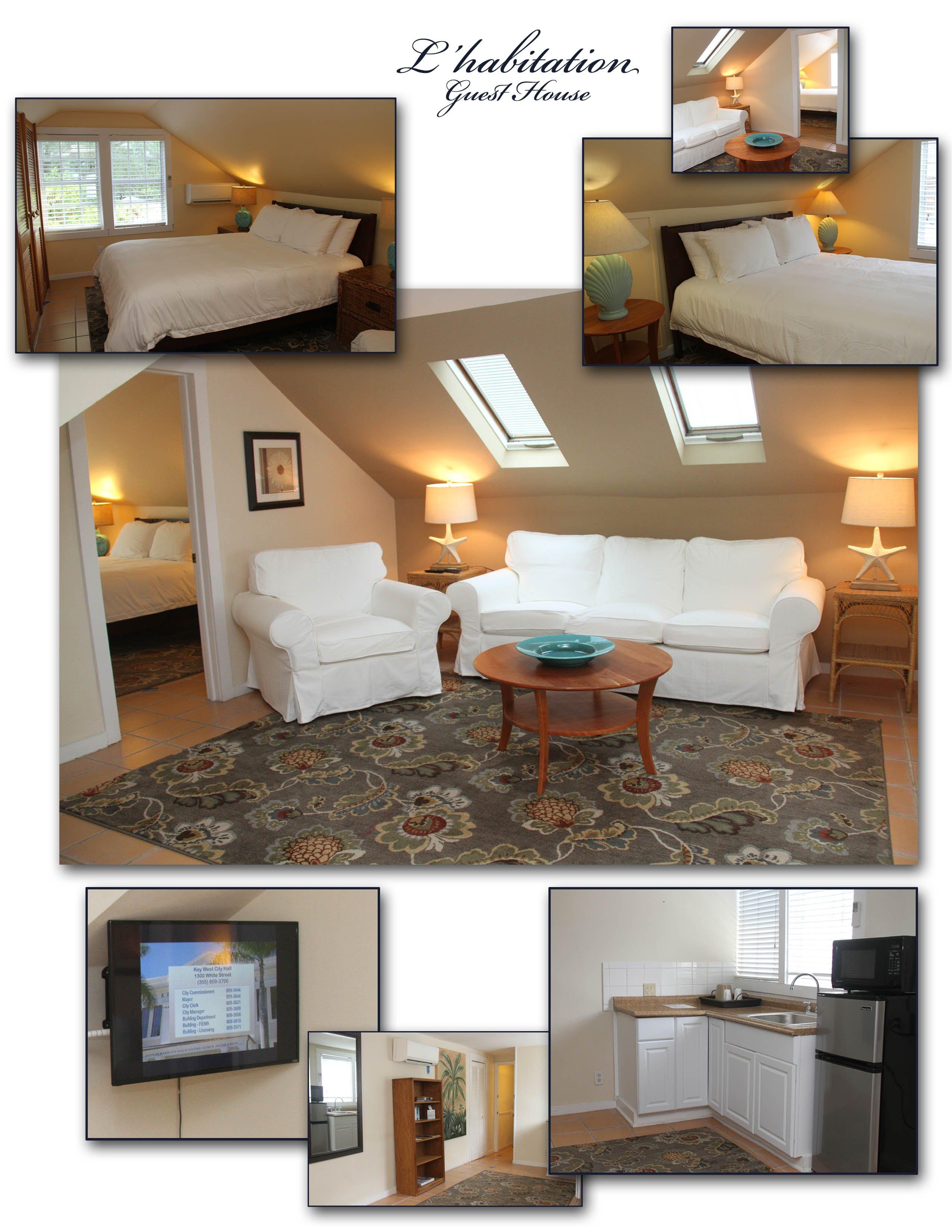 Two Bedroom Suite | L\' Habitation