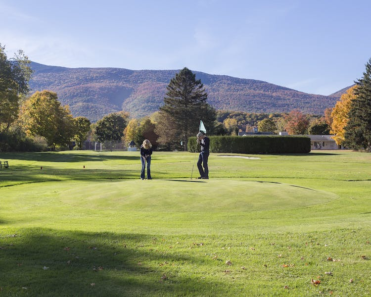 Palmer House Resort Manchester Vermont Golf Course