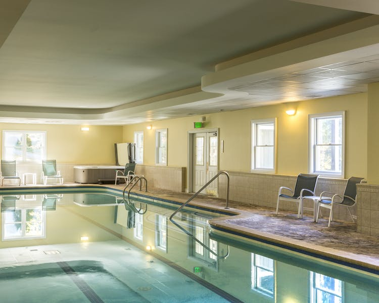 Palmer House Resort Vermont Indoor Pool