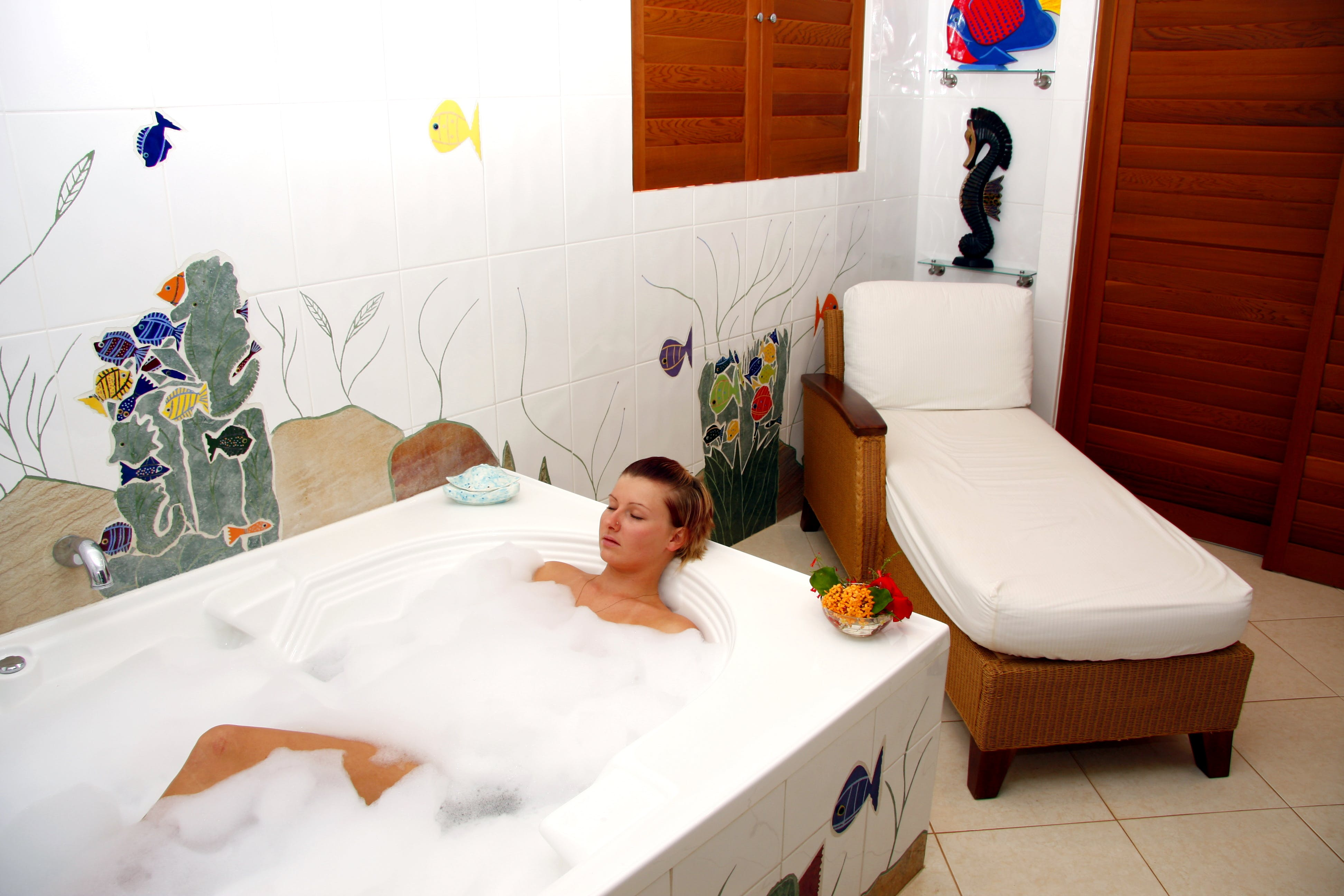 Resort Spa Suite