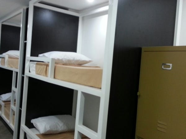 Dormitory Rooms and Lockers